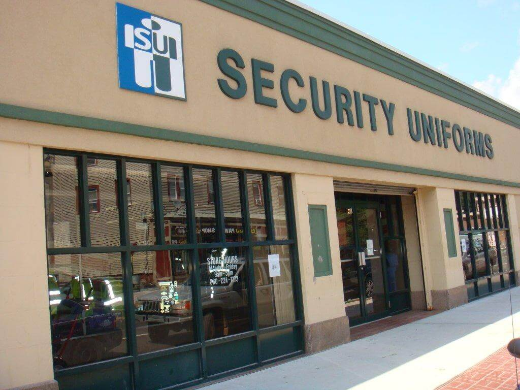 Coffee, Community and Clothing: Security Uniforms offers