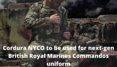 Cordura NYCO to be used for next-gen British Royal Marines Commandos uniform