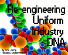 Re-engineering uniform industry DNA