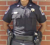 DeSoto Sheriff's Dept. Calls on At Work for Sharp New Look
