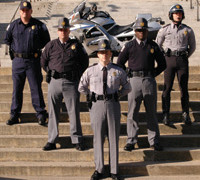 South Carolina Highway Patrol Means Business… & so does its Uniforms