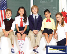 With school uniforms, traditions endure