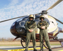 Sky Patrol: Airborne Law Enforcement Uniforms Help the Eyes in the Skies