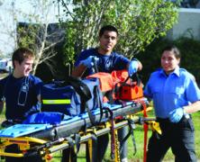 Uniform Fashion Emergency!   How an EMT gets dressed for work