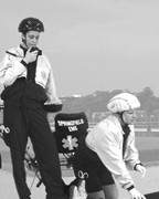 Pro-tuff Pedals Down The Bike Medic Uniform Path