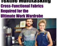 Textile Multitasking: Cross-Functional Fabrics Required for the Ultimate Work Wardrobe