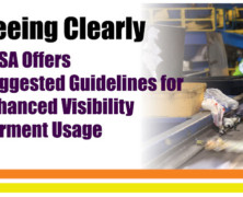Seeing Clearly: TRSA Offers Suggested Guidelines for Enhanced Visibility Garment Usage