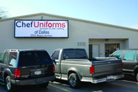Catering to the Chef: Chef Uniforms of Dallas Really Cooks