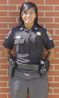 Desoto Sheriff S Dept Calls On At Work For Sharp New