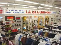 La Isla Uniforms: A Uniform Oasis in the Vegas Desert