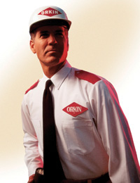 Orkin's Uniforms Have Worked Well for a Long, Long Time | Made To ...