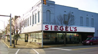 Smaller Focus Brings Bigger Profits Siegels Uniforms finds new success after 90 years