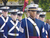 General Makers The Virginia Tech Corps Of Cadets Made To