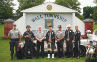 Wall Township PD is Class A All the Way