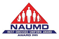 The 2005 NAUMD Best Dressed Law Enforcement Award Winners