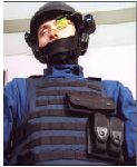 Military Scientists Bring Innovation To Law Enforcement Apparel